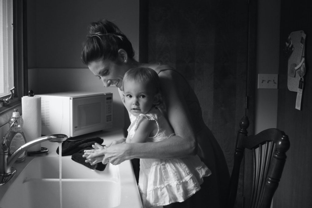 Lave as mãos - Foto de Jennifer Murray no Pexels