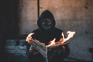 Ministério da Verdade e as fake News - Connor Danylenko no Pexels